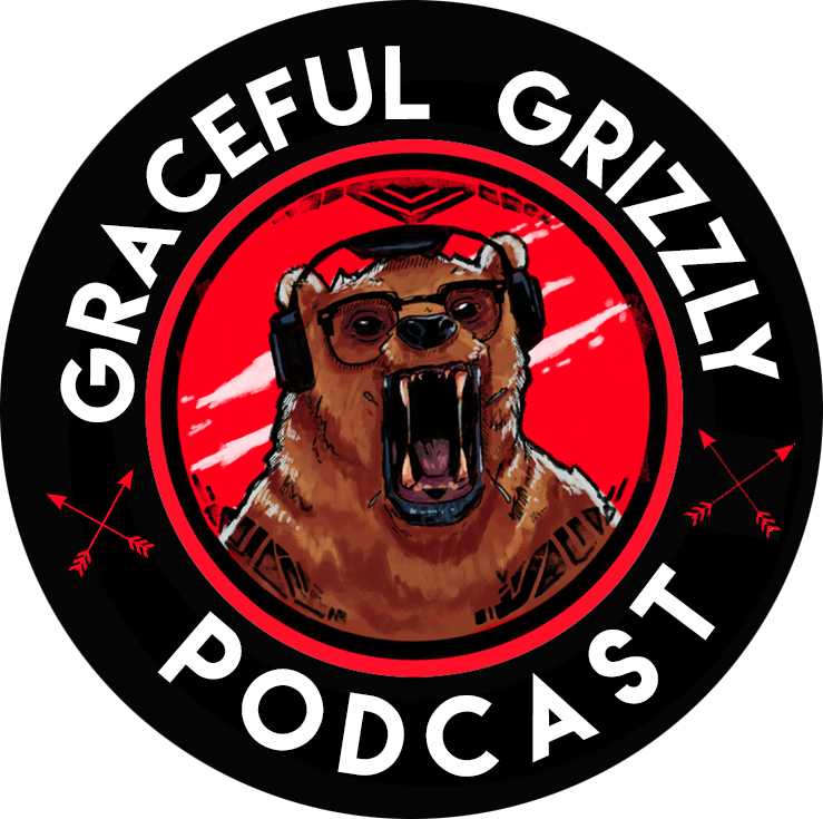 Graceful Grizzly Logo