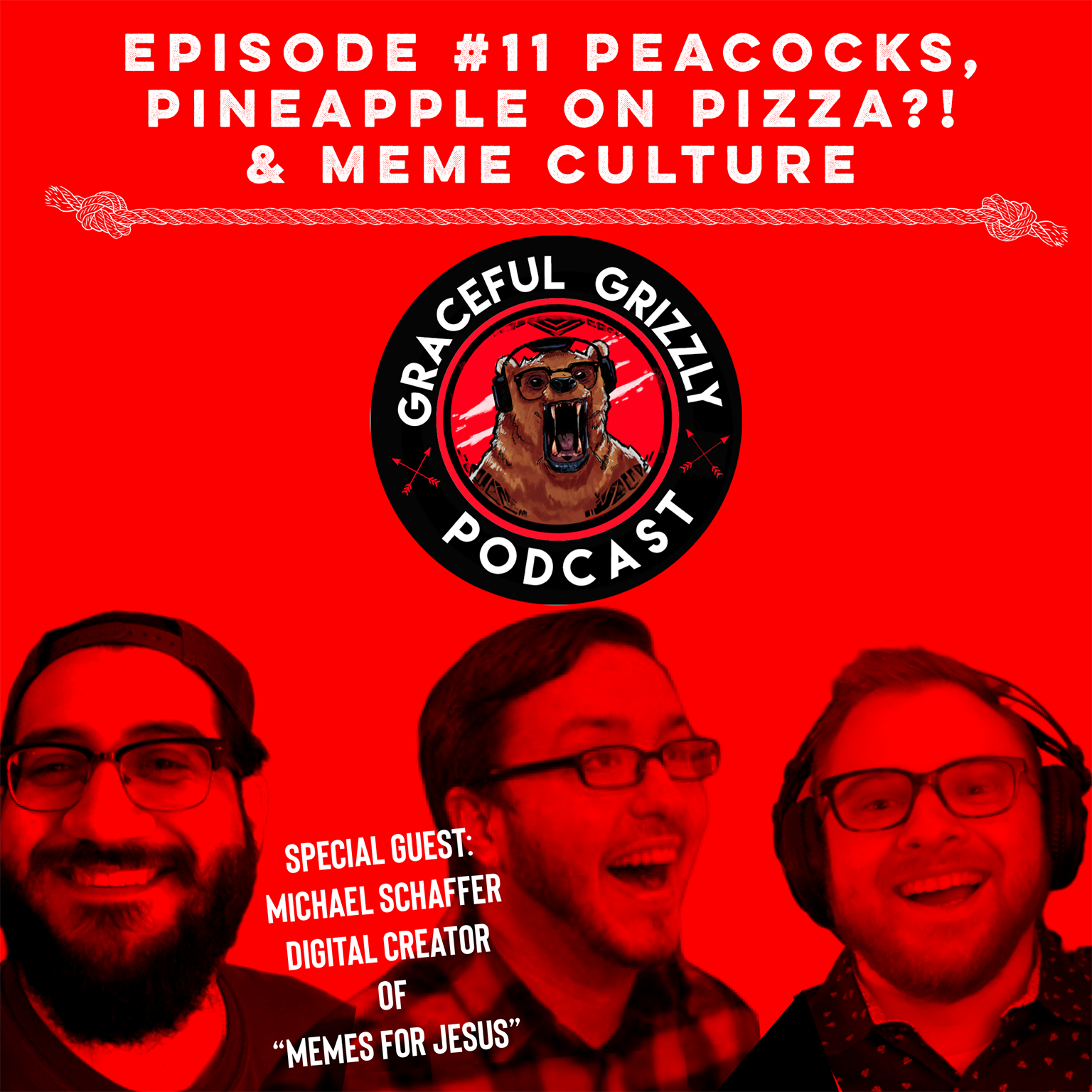 Graceful Grizzly Episode 11 - Michael Shaffer, Meme Culture