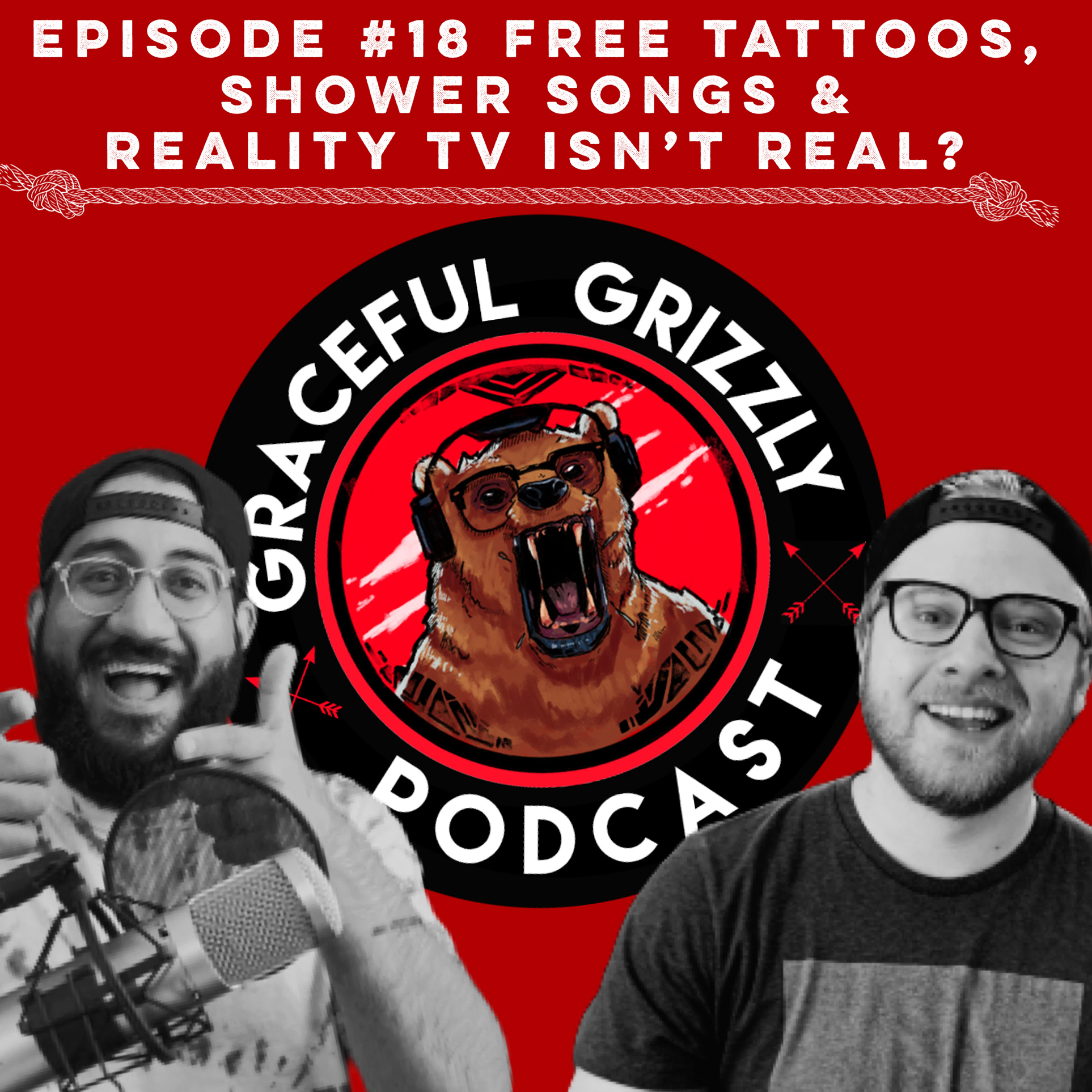 Graceful Grizzly Episode 18